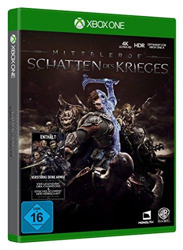 Mittelerde: Schatten des Krieges [Xbox One]