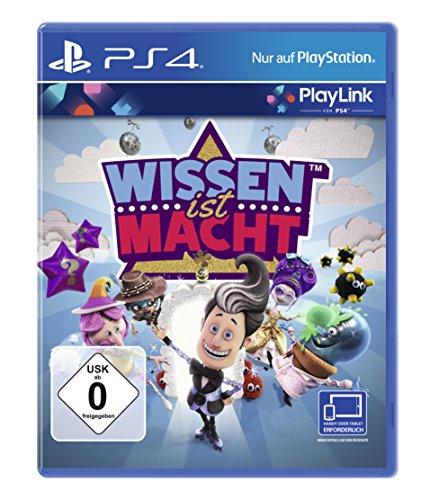 Wissen ist Macht für PS4 bei Amazon.de