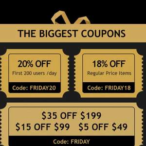 Rosegal diverse Coupons