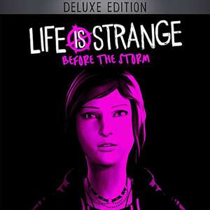 (Amazon.com) Life is Strange - Before the Storm - Deluxe Edition - Digital Code - (PSN)
