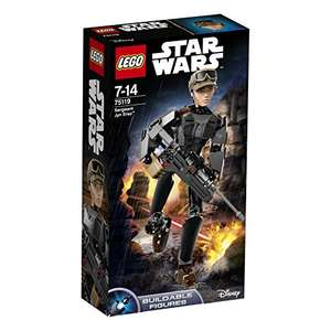 [Amazon prime] LEGO Star Wars - Rogue One Actionfigur (Sergente Jyn Erso​)