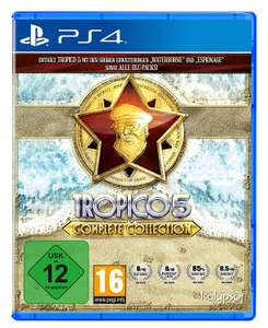 Tropico 5 - Complete Collection (PS4) für 14,59€ (Amazon Prime)