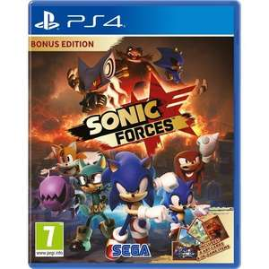Sonic Forces Day One Edition [PS4/Switch]