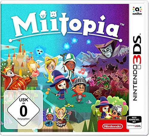 [Amazon Prime] Miitopia für Nintendo 3DS für €27,73 (VGP: ab €34,58 zzgl. Versand)