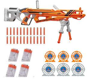 [Vorankündigung] Ab 24.11.: Nerf Accustrike Raptorstrike Value Pack