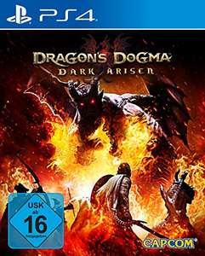 Dragon's Dogma: Dark Arisen (PS4) [Amazon]