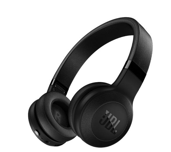 [Saturn] JBL C45BT, On-ear Kopfhörer, Headsetfunktion, Bluetooth, Schwarz für 49,€