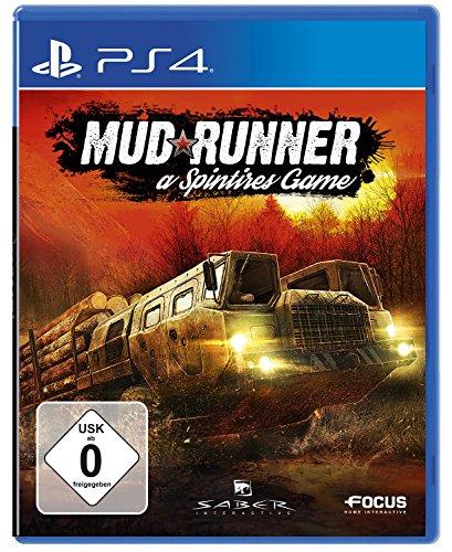 MudRunner für PS4 - Amazon - für 27,37 Euro (Prime)