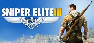 [Steam] Sniper Elite 3 für 5,59€ Complete Pack für 30,59€ Sniper Elite 4 für 20,39€