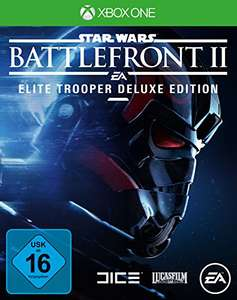 Star Wars Battlefront II - Elite Trooper Deluxe Edition - [Xbox One] bei Amazon (Prime)