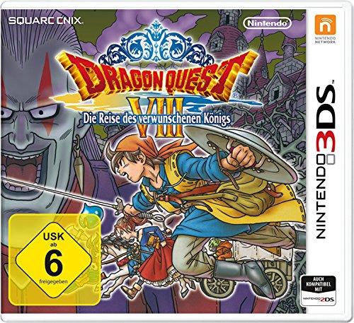 [Amazon Prime only] Dragon Quest VIII: Die Reise des verwunschenen Königs - [3DS]