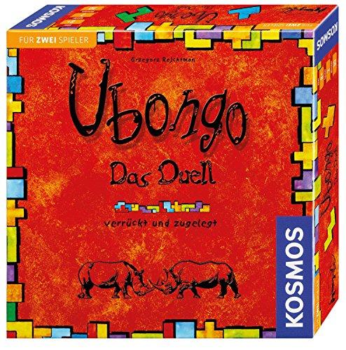 """[Amazon prime] Kosmos - """"Ubongo - Das Duell"""""""