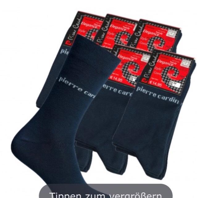 Pierre Cardin Business-Socken, 18 Paar, outlet46.de, verschiedene Größen und Farben