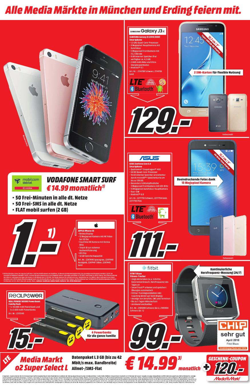 [Media Markt Karlsfeld] Samsung MU6179 UE55MU6179 und weitere