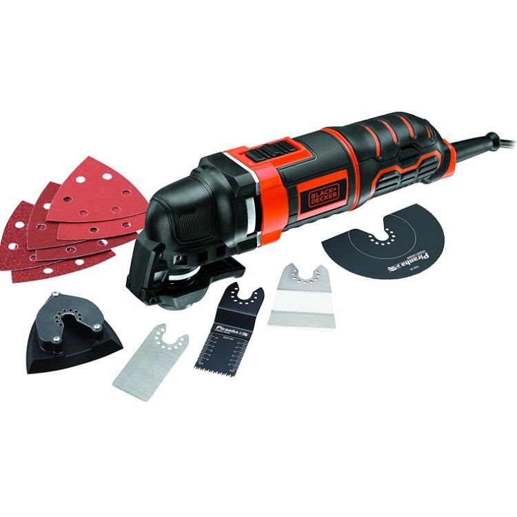 Black+Decker Multifunktionswerkzeug MT300KA