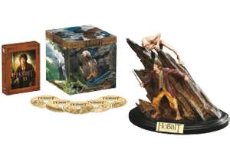 Der Hobbit: Eine unerwartete Reise (Extended Collector's Edition) (3D Blu-ray) für 19,99€ versandkostenfrei (Saturn)