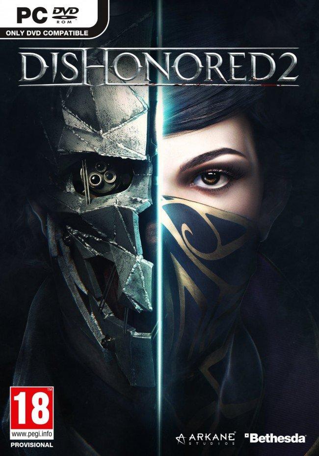 Dishonored 2 PC (cdkeys.com)