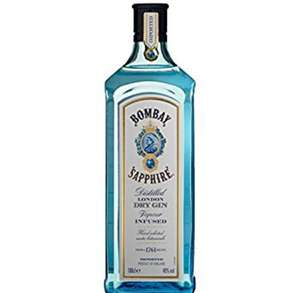 [Amazon prime] 1L Flasche Bombay Sapphire London Dry Gin 40%