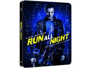 Run All Night Steelbook (Blu-ray) für 6,99€ & Kill the Boss Steelbook (Blu-ray) für 5,99€ & The Revenant - Der Rückkehrer Steelbook Limited Edition (Blu-ray + Digital Copy) für 11,99€ (Saturn)