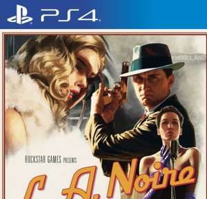 LA Noire PS4/Xbox One jeweils 29,19€