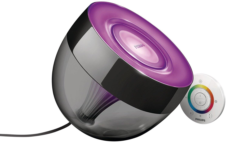 Philips Hue LivingColors IRIS black/clear mit Fernbedienung bei Amazon Italien ab 45,81€ inklusive Versand