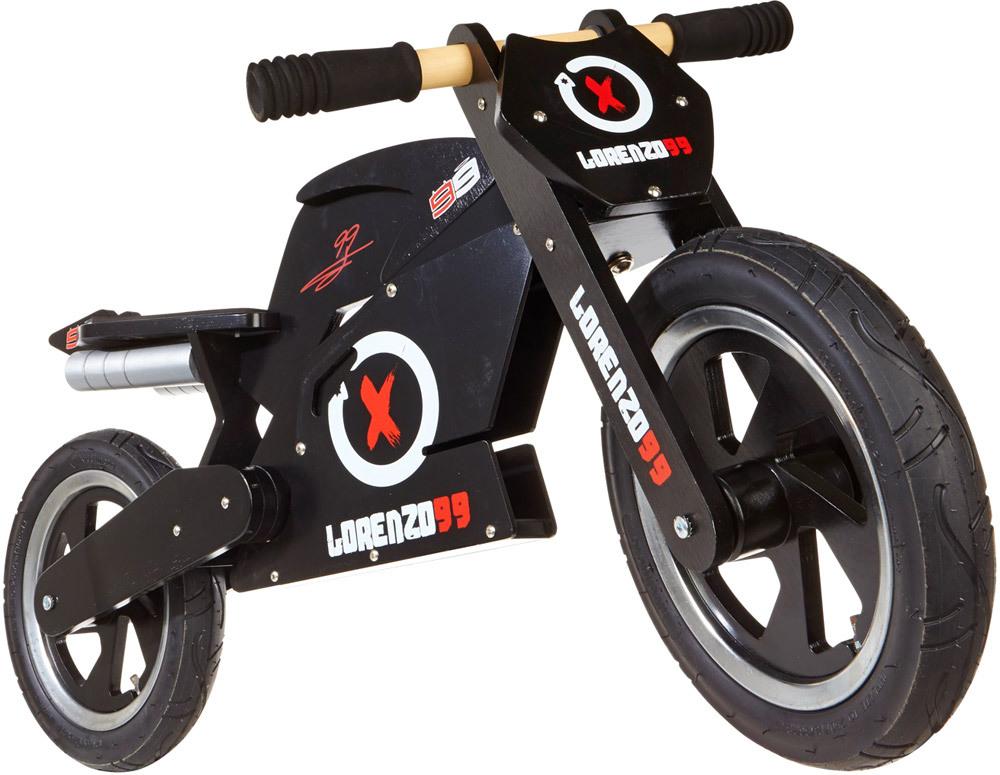Superbike Heroes kiddimoto® 4 verschiedene Designs
