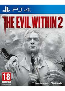 The Evil Within 2 (PS4/Xbox One) für 26,54€ (Amazon.co.uk)
