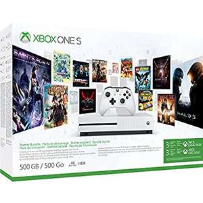 (Amazon) Xbox One S 500gb Starter Pack oder Mittelerde Schatten des Krieges oder Rocket League