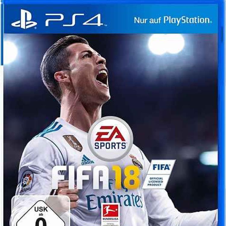 Fifa 18 für PS4 (Nur für Neukunden)