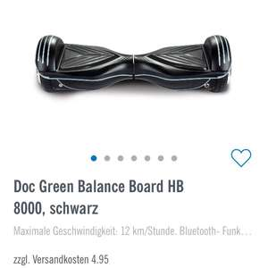 Doc Green Balance Board lidl