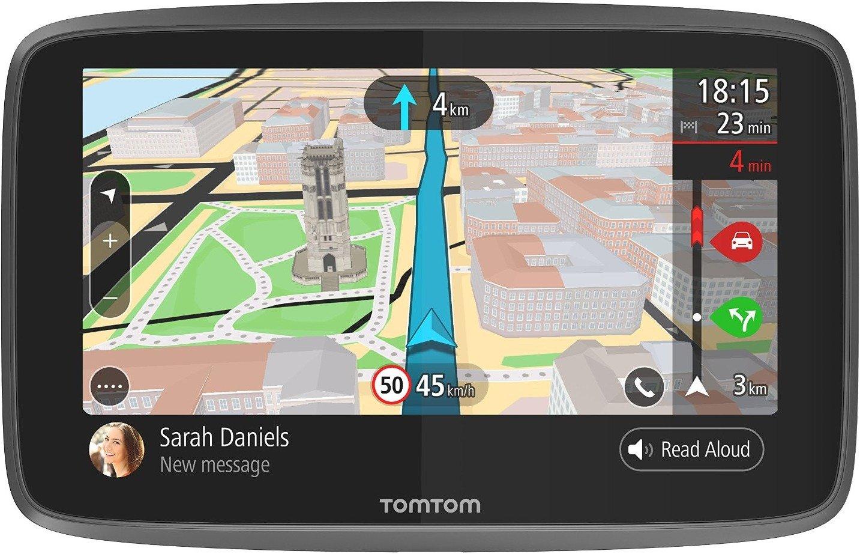 """[ibood] TomTom GO 6200 Navigationsgerät 6"""""""