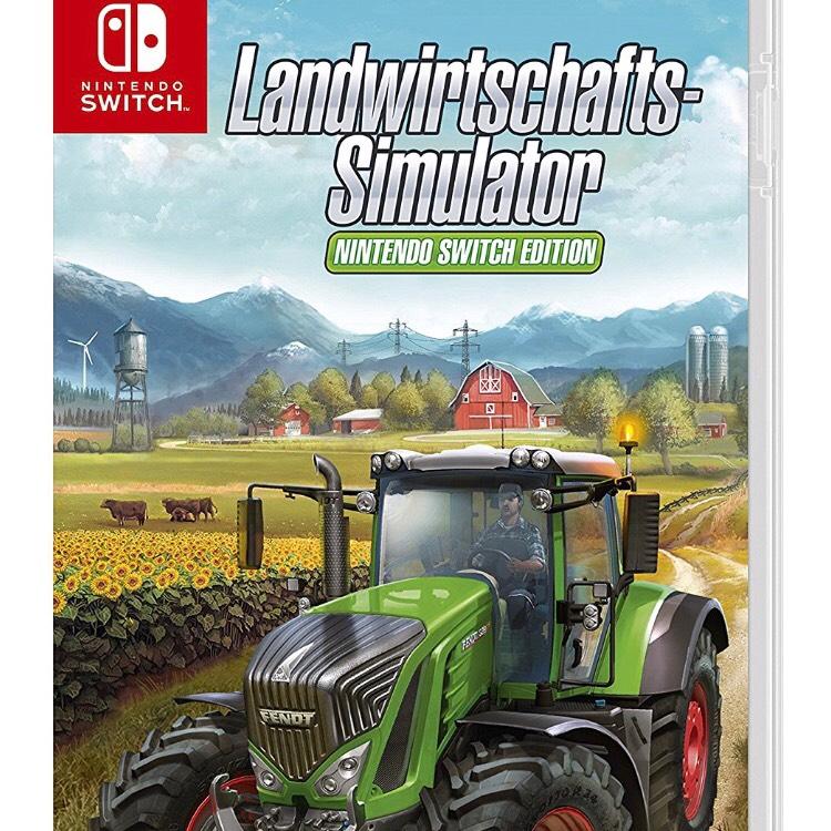 [Amazon] Landwirtschafts Simulator für die Switch