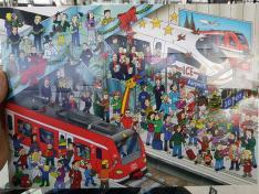 Adventskalender der DB Regio NRW