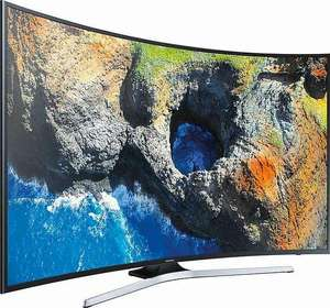 Samsung UE49MU6279  Curved-LED-Fernseher (123 cm/49 Zoll, 4K Ultra HD, Smart-TV) 599€/Amazon + 10€ Amazon Video Guthaben