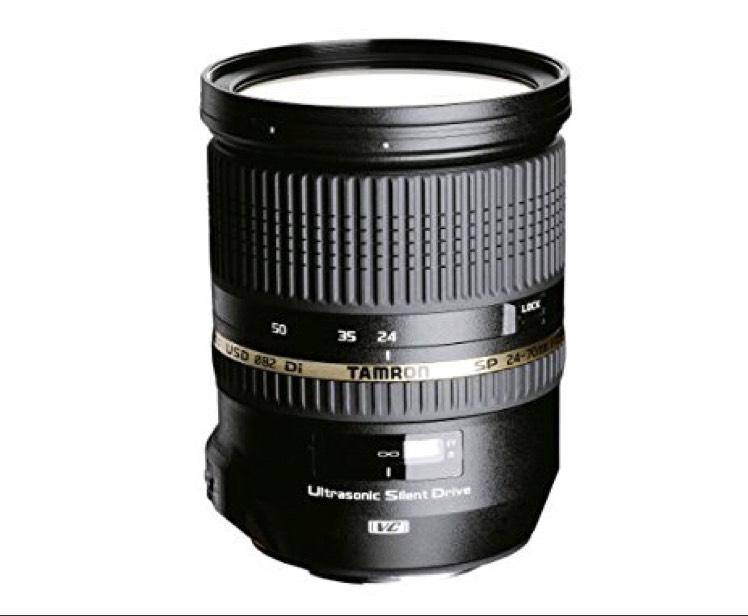 [Amazon] Tamron 24-70mm 2.8 jetzt für 594€ durch 100€ Coupon!