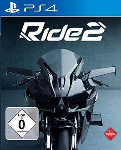 [Amazon] Ride 2 Playstation 4 Asphalthobelreitsimulator für 20,80€