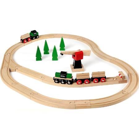 [babymarkt] BRIO® Holzeisenbahn Classic Line Deluxe