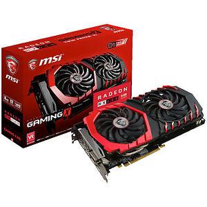 AMD Radeon RX480 8 GB - ebay