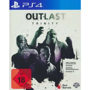 Outlast Trinity PS4 Schnapper