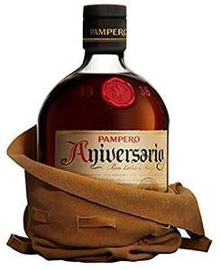 [Amazon Cyber Monday] Pampero Aniversario Rum im Lederbeutel