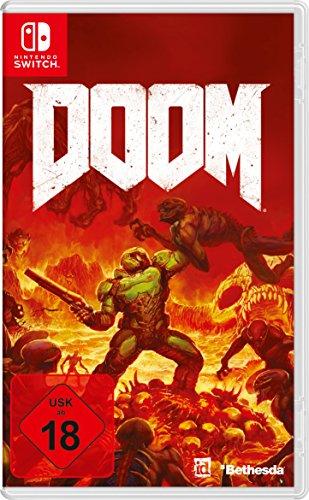 Doom für die Switch 41,59 € plus 5 € Strafversand.