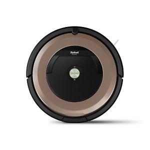 [iRobotGermany@eBay] iRobot Roomba 895 Staubsaugroboter (App-Steuerung, Li-Ionen-Akku, virtuelle Wände, Dirt Detect, für alle Böden, WLAN-fähig, 2h Ladezeit) in bronze in beschädigter OVP