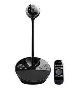 [Amazon] Logitech BCC950 Office Conference Camera (für Büro, 1080p) schwarz