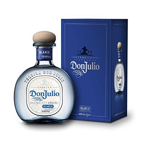 Don Julio Blanco Tequila (1 x 0.7 l) [Amazon Prime]