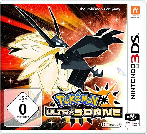 Pokemon 3DS Sammeldeal (Amazon)
