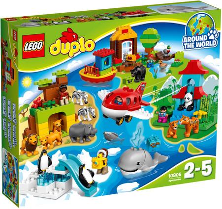 20% Rabatt auf Spielzeug bei [windeln.de] z.B. Lego Duplo Einmal um die Welt für 55,98€ statt 70€ (120€ MBW)