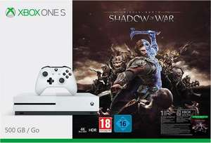 [neckermann.de] noch eine Xbox One S + Shadow of War / Forza Horizon 3