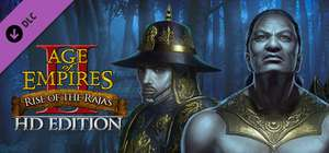 [steam] Age of Empires II HD: Rise of the Rajas