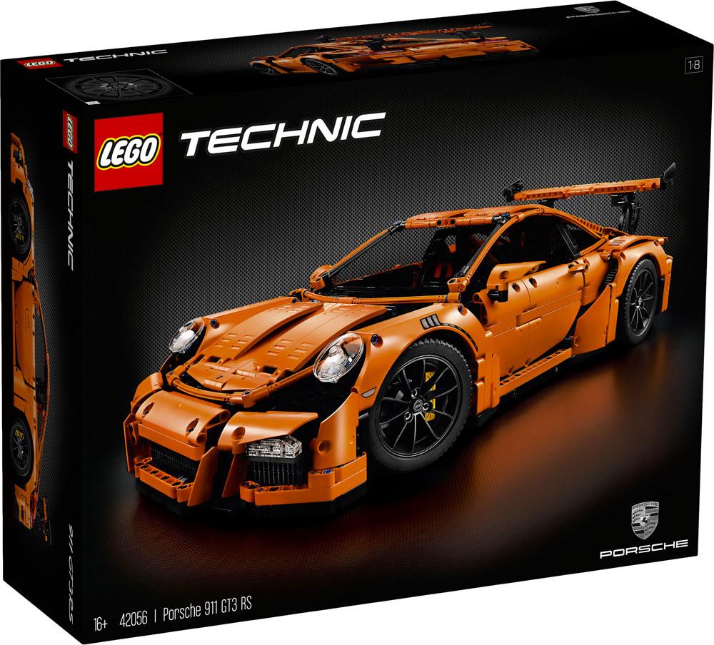 """lego porsche 911 gt3 #42056 dank Gutschein """"SPIELZEUG17"""" deutlich günstiger"""