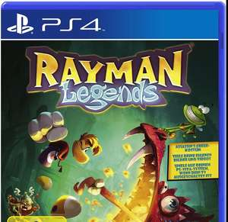 Rayman Legends (ps4) Amazon